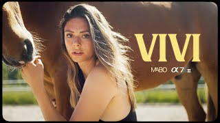 Video Portrait Vivi | Sony A7SIII + 35mm F1.8