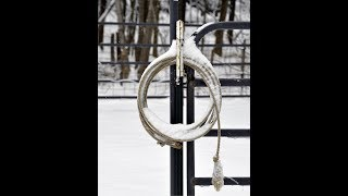 A quick history of the lariat, lasso, or rope.