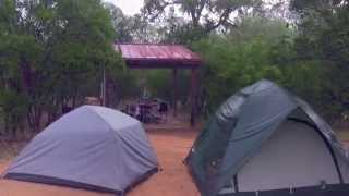 Enjoy Tent Camping in the Rain