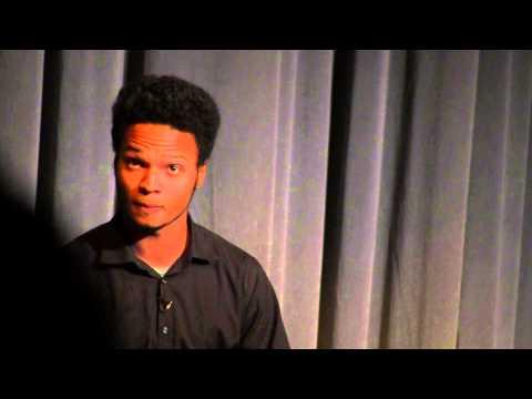 Male Scholarship Winner 2014 ThesCon: DSA's Noah Anderson