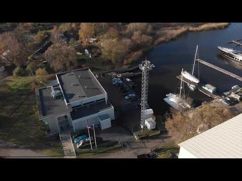 Monitoringa stacijas Krievu salā