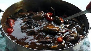How to cook One Pot easy BEEF STEW  tasty recipe
