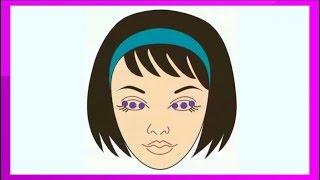 видео 8 секретов макияжа, как сделать глаза выразительными