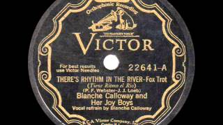 Blanche Calloway and her Joy Boys - There