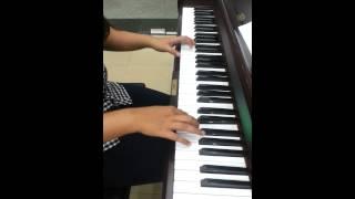 Trông Cậy Chúa Piano Cover