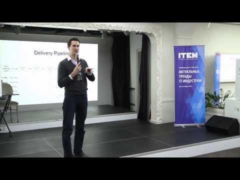 Andrew Dzynia @ITEM2014: Applying Testing Mindset to Software Development