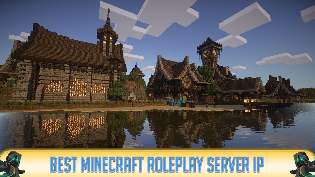 MINECRAFT SCHOOL ROLEPLAY SERVER JOIN NOW! [IP ... - YouTube