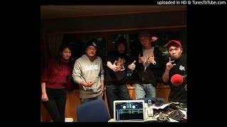 2016.02.17 OA FM YOKOHAMA 「BAY Dream」 SuchmosのYONCE,HSUが出演 14...
