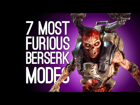 7 Most Furious Rage Modes That Had Zero Chill