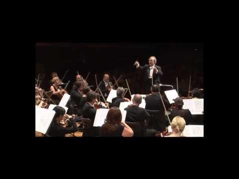 Johannes Brahms, Symphony 1 en do min, Op.68 - 4ème mouv. by Michel Tabachnik
