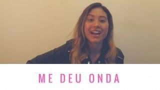 MC G15 - Deu Onda (Versão Romântica) Wynnie Nogueira Cover