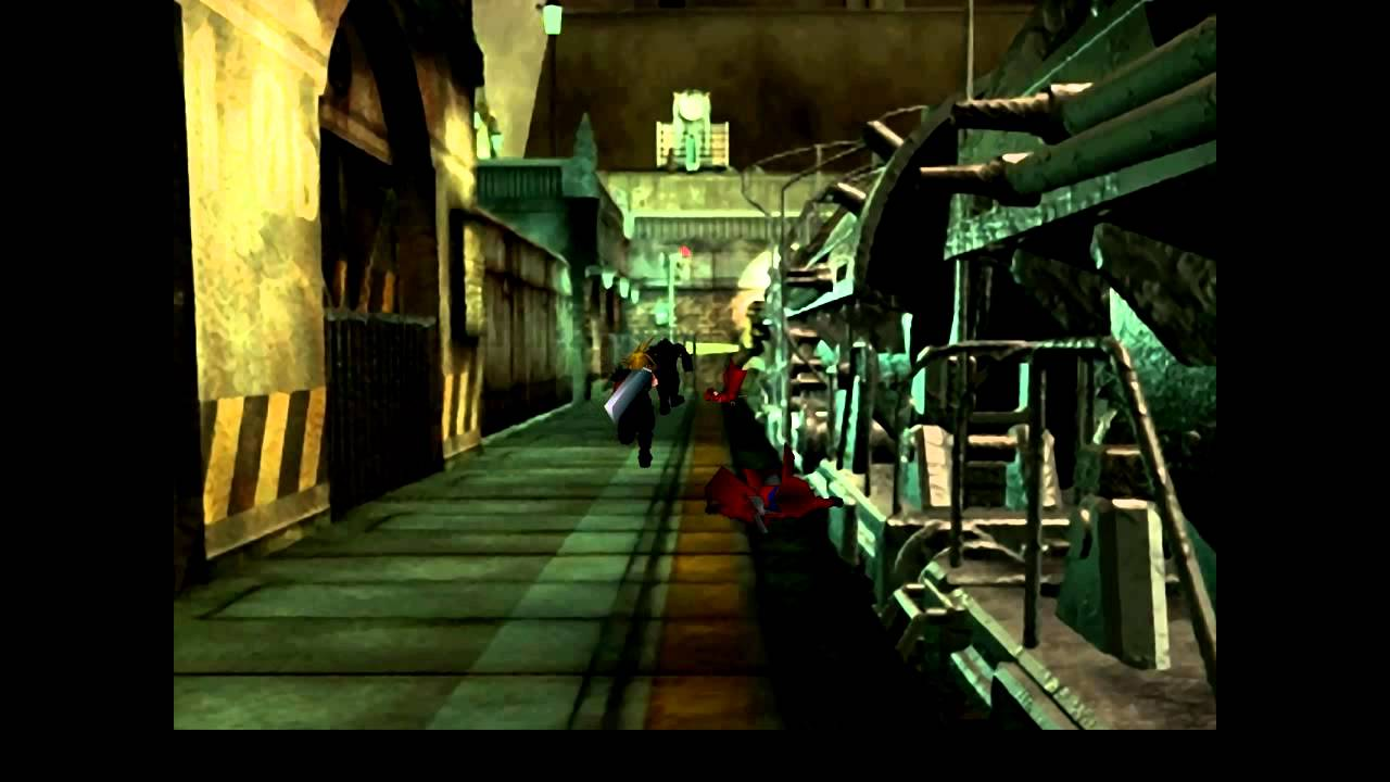 Final Fantasy VII PC 1998 Ver WBootleg Tons Of Mods 1920x1200 YouTube