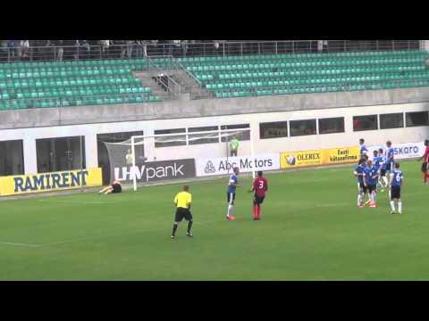 Matchday Trinidad and Tobago  vs Estonia