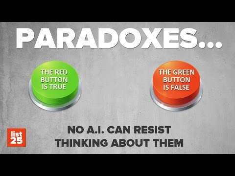 25 CRAZIEST Paradoxes That Will Blow Your Mind