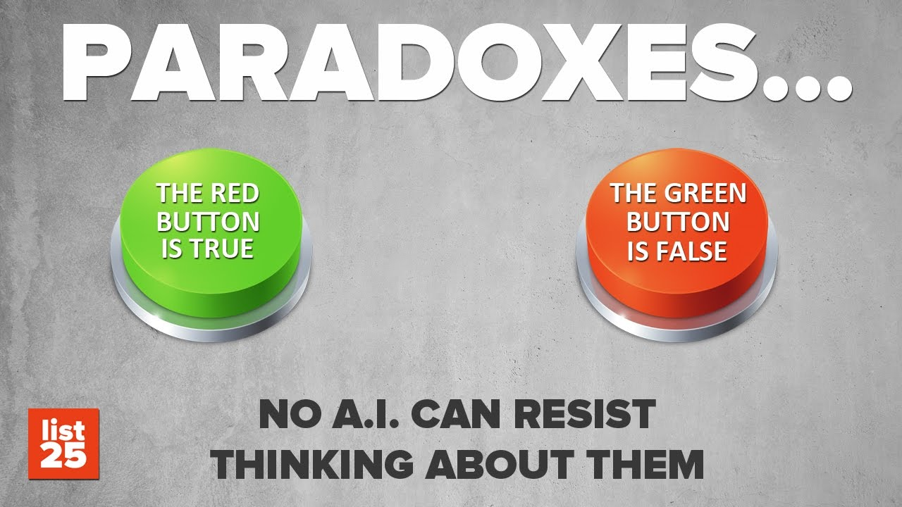 25 Craziest Paradoxes That Will Blow Your Mind Youtube