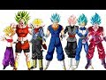 All Super Saiyan Evolution Dragon Ball Super All Transformations