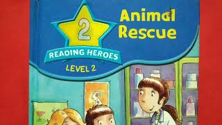 Animal Rescue : Kids Stories Book. Read aloud Read along. Educational short stories.
