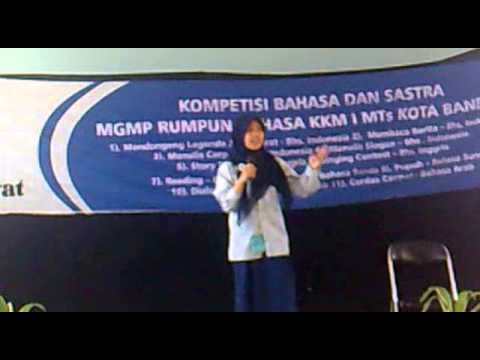 Biantara Basa Sunda Ika Kartika Youtube