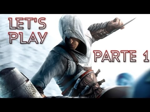 Assassin's Creed Full HD - Let's Play Parte 1