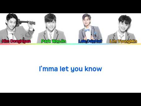 PD101 S2 Hollywood - Brand New Music [Han/Rom/Eng] Color Coded Lyrics