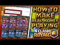 How To Make REAL MONEY Just By Playing Clash Royale in 2017!