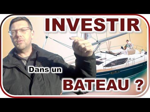 Investir Dans Un Bateau. Pourquoi Pas ?