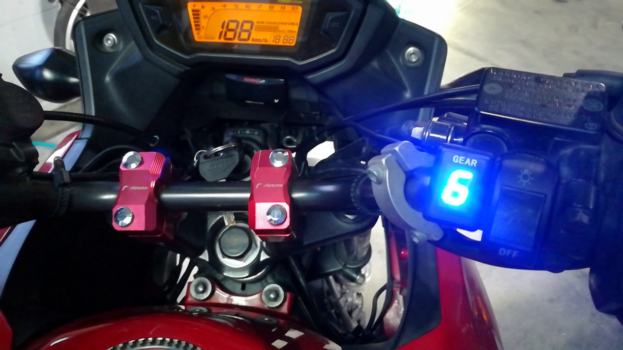 Easy Plug Play Gear Position Indicator Light For All Honda Fuel