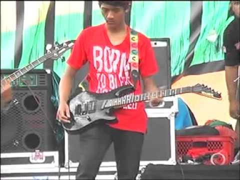 Mauna Loa - Cinta Pantai Bali @Pantai Sine Tulungagung (Reggae Carnival new year 2014)