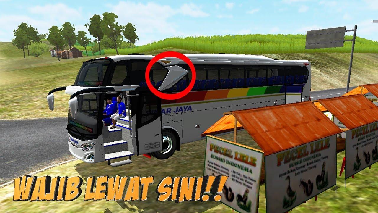 Bus Damri Top Speed Di Jalan Tol Bussid V2 Game Simulator Android By Awan Lintas Malam