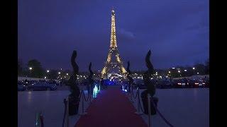 Trait'Tendance - Traiteur de luxe à Paris - soirée  AKILLIS  au Théâtre Chaillot