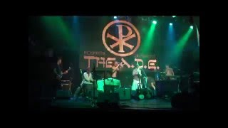 Posmrtné zkušenosti THE A.D.E. 18.10.2015 v Lucerna Music baru v Pr...