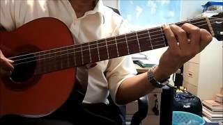 Cakra Khan - Harus Terpisah - Guitar Cover by Bakh Salleh