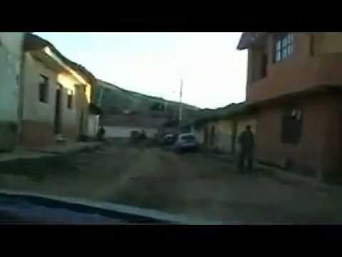 RUTA DEL CHE - Rumbo a La Higuera - Atravesando Pucará.