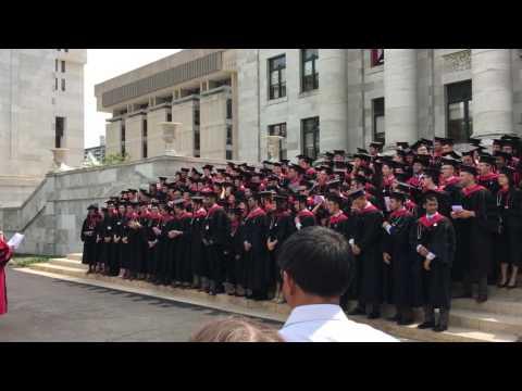 Harvard Medical School 2016 Graduation
