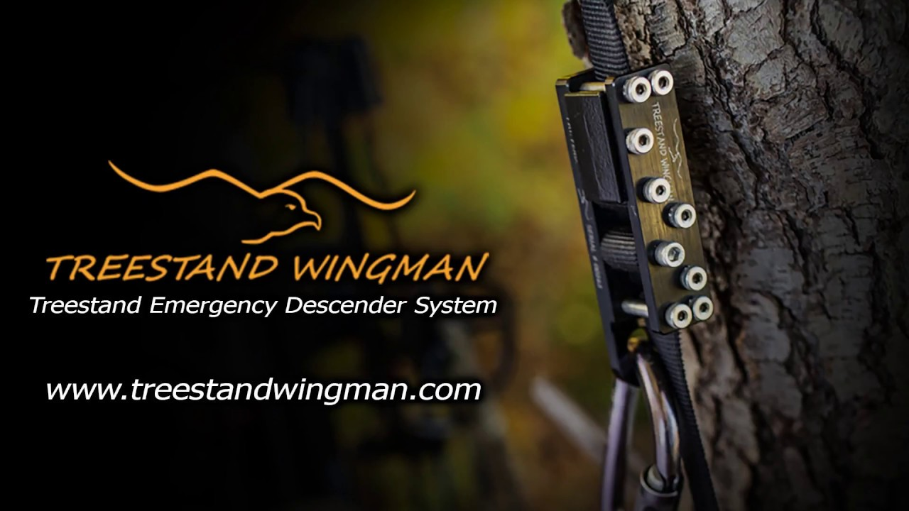 Treestand Wingman By Black Ash Outdoor Products