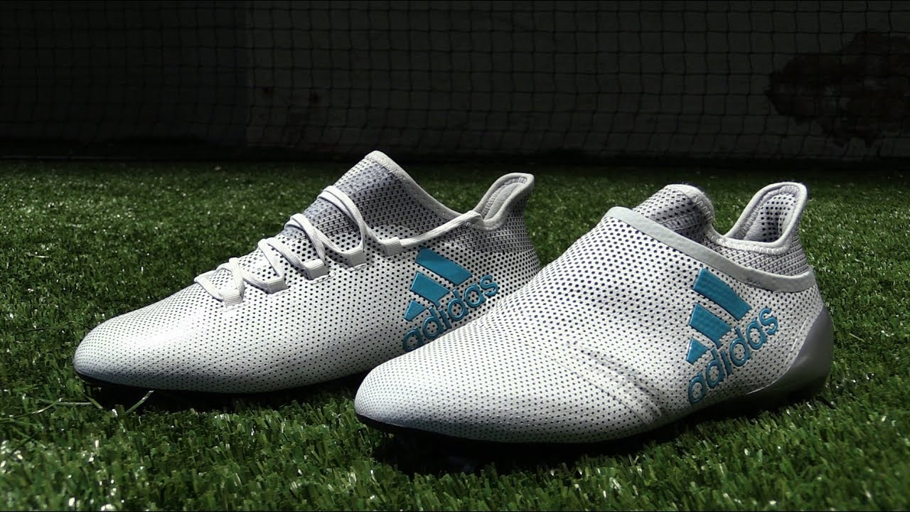 dca4368d7 adidas X 17+ PureSpeed | X 17.1 FG/AG Fotballsko Dust Storm Pack - YouTube