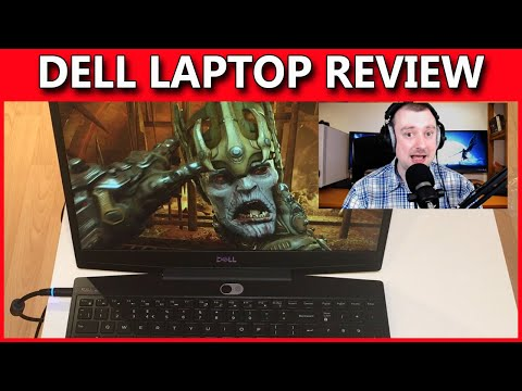 Dell G5 15 5500 i7-10750h Laptop First Impressions Review - New for 2020!