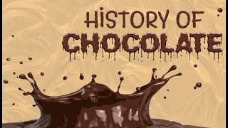 The History Of Chocolate Jf Productions