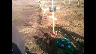 Донбасс кладбище российских оккупантов