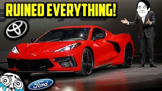 homepage tile video photo for The 2020 C8 Corvette RUINED Everything