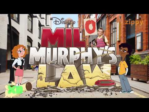 Milo Murphy's Law: Milo in the Real World (Disney XD Poland - English audio)