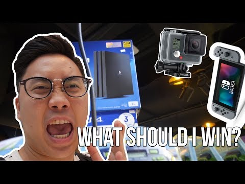 PS4? Switch? GoPro? Which should I aim for? - Arcade Ninja