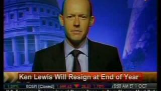 In-Depth Look - Who Will Succeed Ken Lewis?