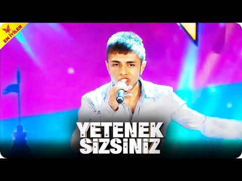1. Tur Yetenek Sizsiniz Mahmut ve Mehmet'in Rap Performansı (Asabi21 & ImPosLow) Sor Bana Sor