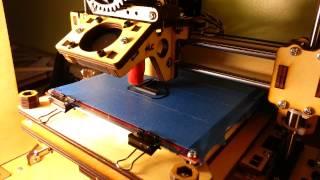 Printrbot First Print! Calibration Piece Part 1