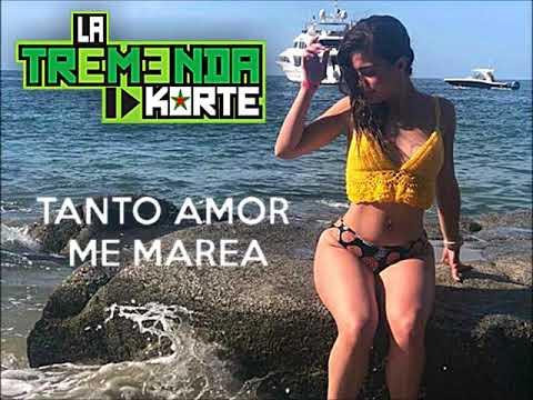 La Tremenda Korte - Tanto Amor Me Marea (INTRO VIVE LATINO 2017 - SKATEX 2019)
