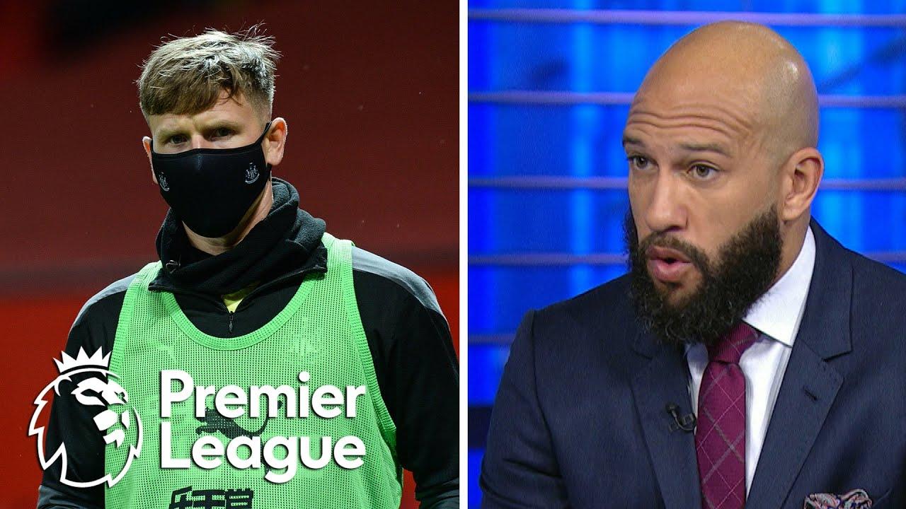 Steve Bruce, Matt Ritchie row a symptom of Newcastle crisis?   Premier League   NBC Sports