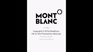 Montblanc's Augmented Paper technology app available on Playstore