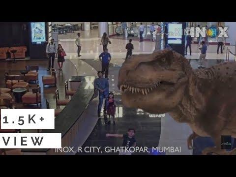 Inox R City. Ghatokpur Mumbai... 3d Adventure