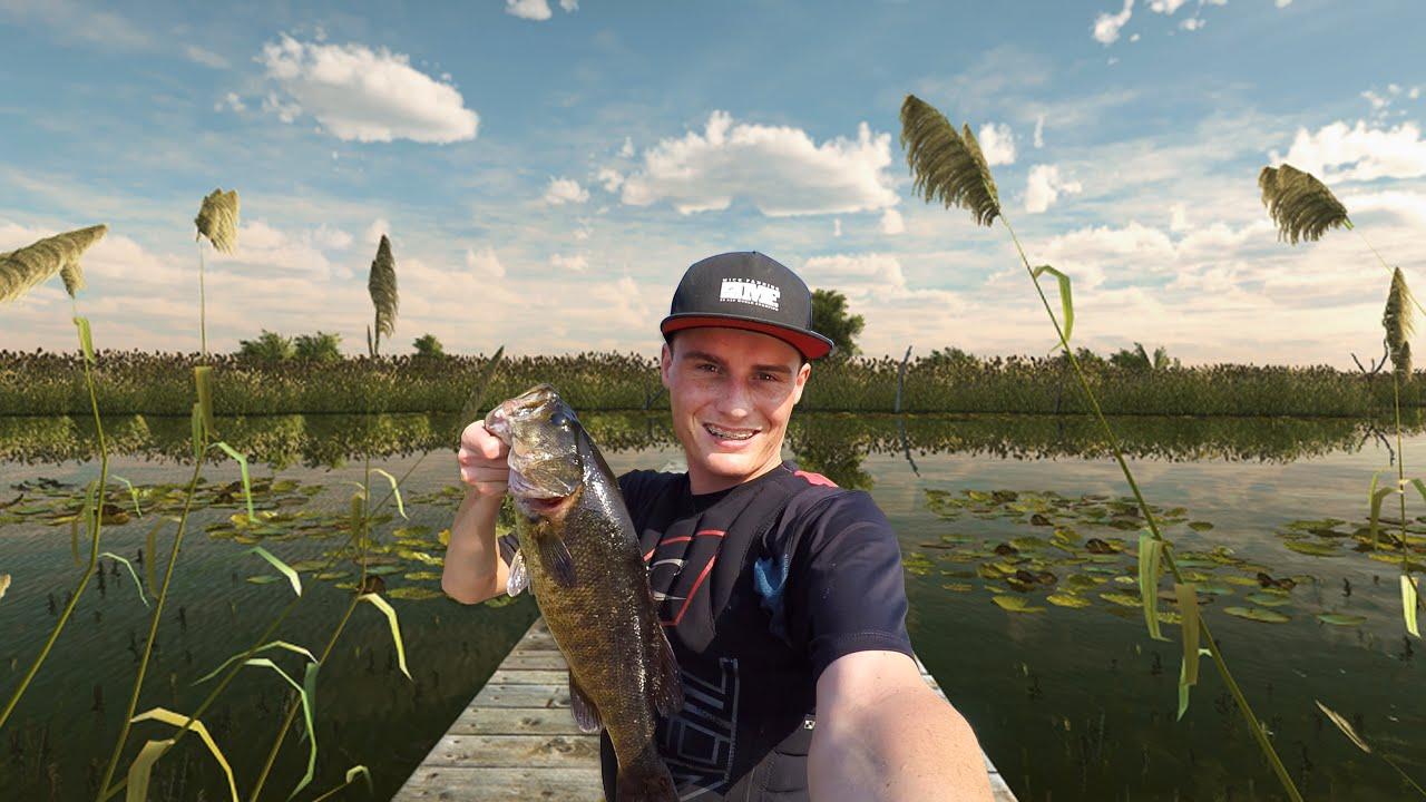 real fishing games